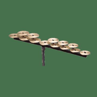 Zildjian P0636 Low Octave Deluxe Crotale Bar