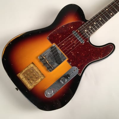 2008 Fender Custom Shop Telecaster '60 Relic Beat-Club Masterbuild with Original Hardshell Case
