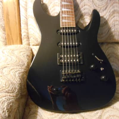 Aria Excel Standard Strat Style 1990's - 2000's? Gloss Black