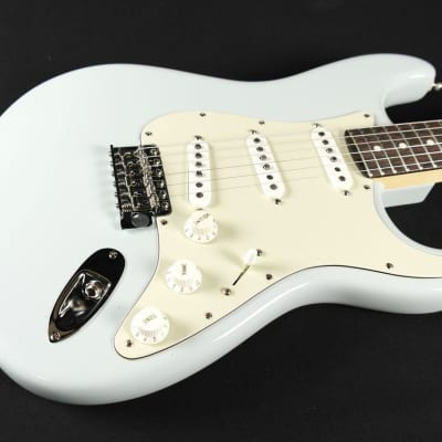 Fender American Special Stratocaster Rosewood Fingerboard - Sonic Blue - 0115600372 (214) for sale