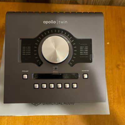 Universal Audio Apollo Twin Duo MKII Thunderbolt