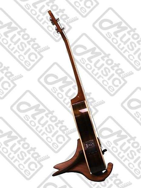 oscar schmidt acoustic electric baritone ukulele w gig bag reverb. Black Bedroom Furniture Sets. Home Design Ideas