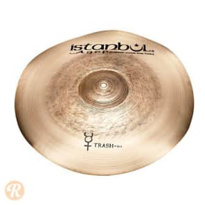 """Istanbul Agop 14"""" Traditional Trash Hit"""