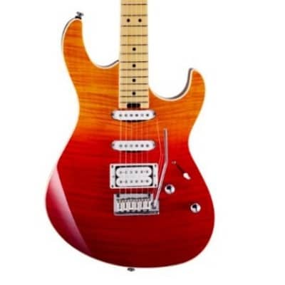Cort G Series Java Sunset Finish Electric Guitar for sale