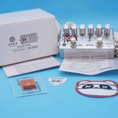 Zvex Box of Metal w/ Original Box | Fast Shipping!