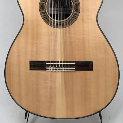Montalvo 8 String Classical Guitar with Cutaway 2007 for sale
