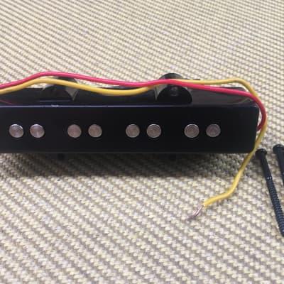 Squier Bridge Pickup Ceramic Single-Coil Jazz Bass® W/ Mounting Screws