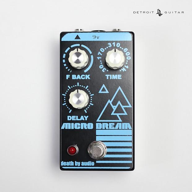 Death By Audio Micro Dream Delay pedal