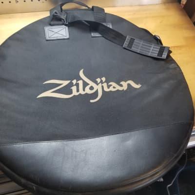 """Zildjian 22"""" Padded Heavy-Duty Cymbal Bag Case w/Shoulder Strap - Free Shipping!"""