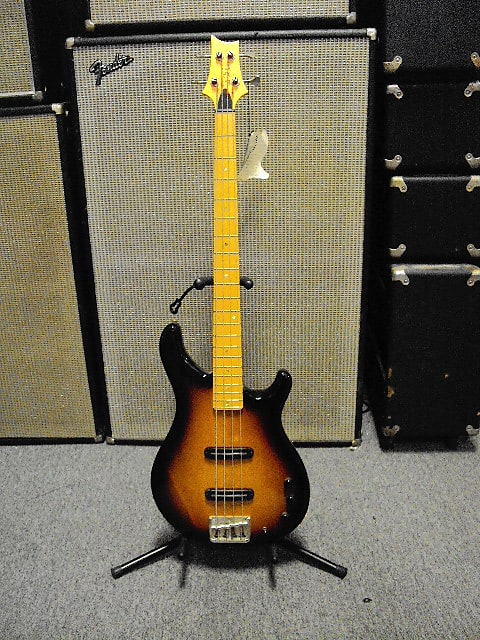paul reed smith 4 string bass zoo music ft worth reverb. Black Bedroom Furniture Sets. Home Design Ideas