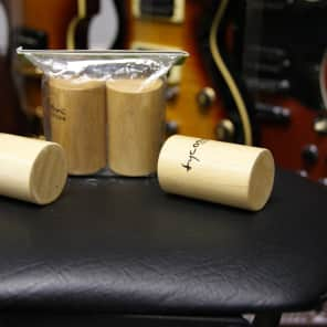 Tycoon TS-20 Small Round Wooden Shakers