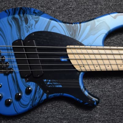 Dingwall NG-2 (5) Laguna Blue Swirl, *Pre-Order ETA=FEBRUARY ***LAST Available (Swirls DC'd) for sale