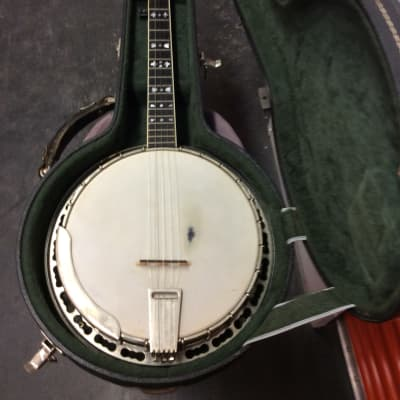 Ode Model 6505 Banjo 1980 Walnut/Mahogany for sale
