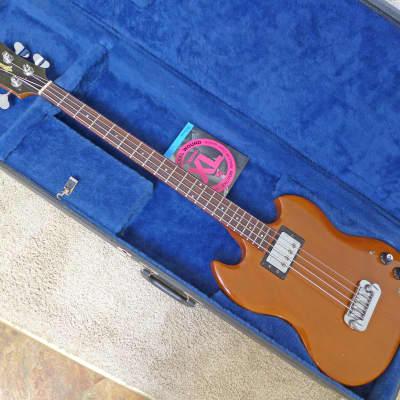 Vintage 1976 Guild JS I Bass with factory roller bridge for sale