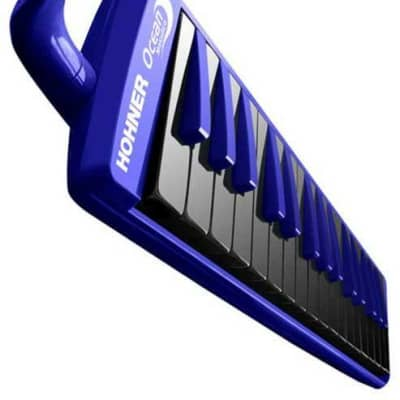 Hohner 32-Key Ocean Melodica with Hardcase for sale