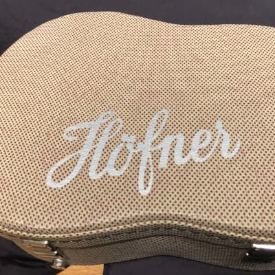 Hofner H64-VB-R 2019 Tweed