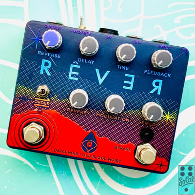 Old Blood Noise Endeavors Rever Limited Edition!