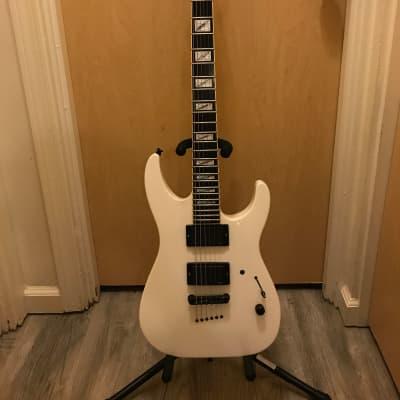 Jackson Soloist SLS3 White 2008 UPGRADED! with Gig Bag