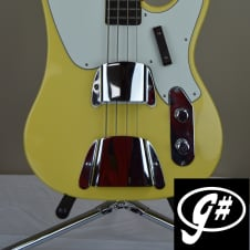 Vintage Copy of Fender Telecaster Bass Made in Japan image