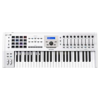 Arturia Keylab MkII 49 49-key MIDI Controller - White