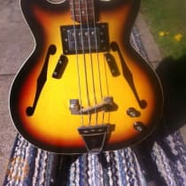 Fender Coronado Bass I 1967 Sunburst image