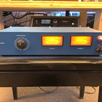 Tube-Tech SSA 2A Stereo Summing Amplifier
