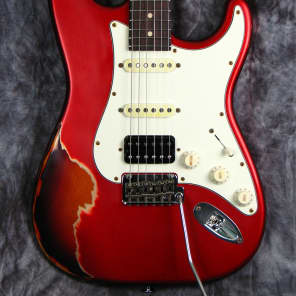 """Suhr Limited Edition Classic Antique """"Finish Over Finish"""" HSS"""