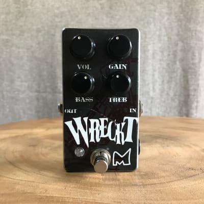 Menatone Wreck'T = high gain amp tones in a pedal