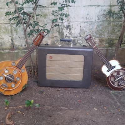 Combo 2 1960's Del Vecchio Dinâmico - Ukulele & Mandolin for sale
