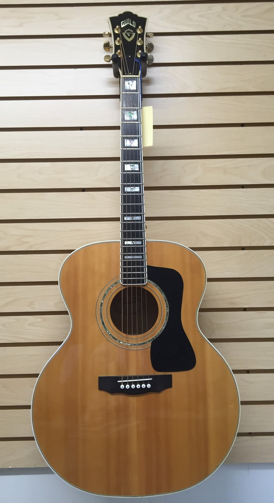 guild jf65 acoustic electric jumbo guitar westerly ri reverb. Black Bedroom Furniture Sets. Home Design Ideas