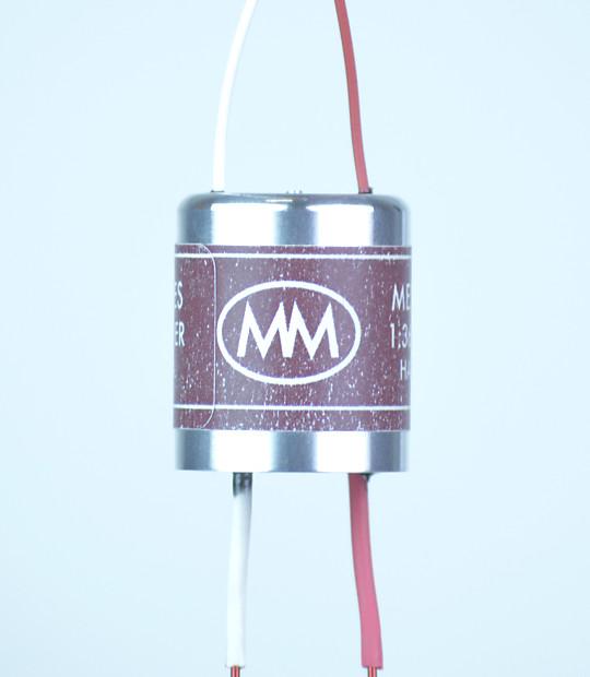 Mesanovic 1:36 Toroidal Ribbon Mic Transformer