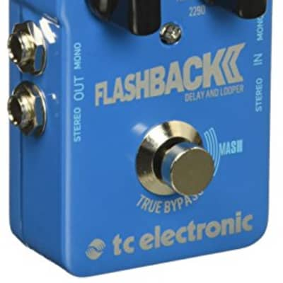TC Electronic Flashback 2 Delay Effects Pedal for sale
