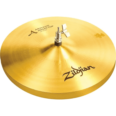 "Zildjian 14"" A Series Armand Hi-Hat Cymbals (Pair) 2007 - 2013"