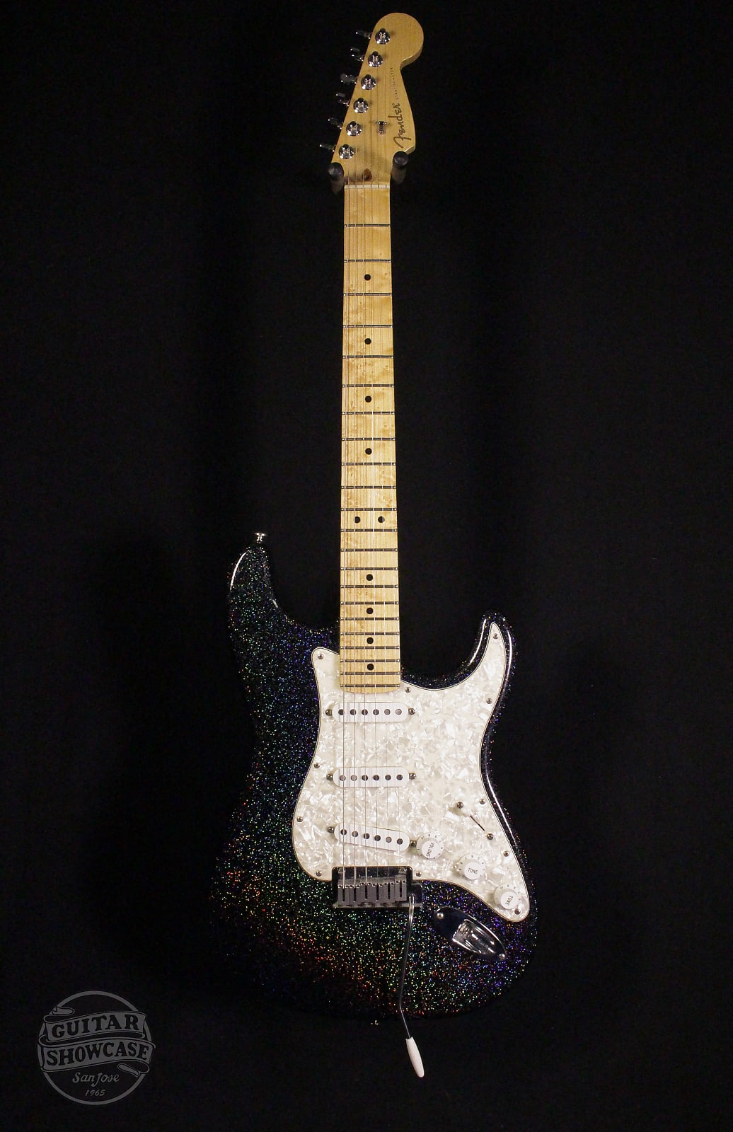 Fender 1995 Custom Shop American Classic Stratocaster [Holo Flake]