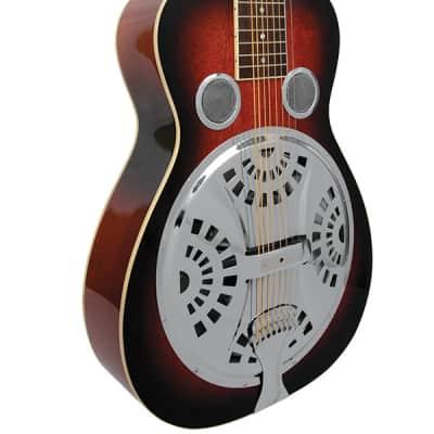 Gold Tone PBS-8 Paul Beard Signature Series 8-String Squareneck Resonator Guitar w/Hardshell Case