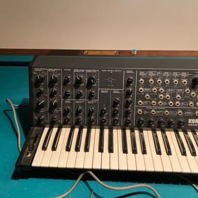Korg MS-20 Monophonic Analog Synth