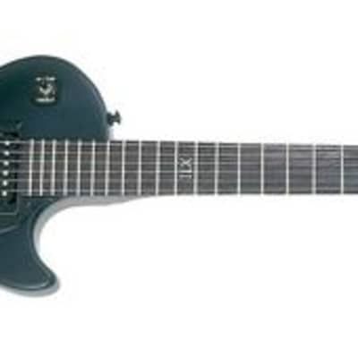 Epiphone Goth Les Paul Studio Electric Guitar (Used/Mint) for sale