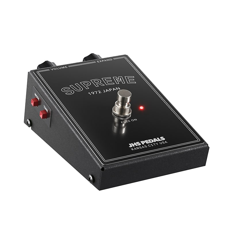 JHS Legends Series Supreme Fuzz Effects Pedal