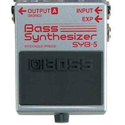 BOSS SYB-5 Bass Synthesizer Pedal - Boss SYB-5