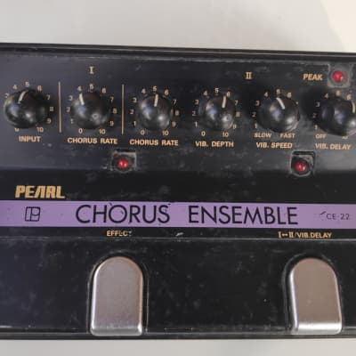 Pearl CE-22 Chorus Ensemble Japan Vintage for sale
