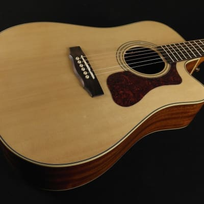 Guild Westerly Collection D-140CE Natural 384-0405-821 (453)