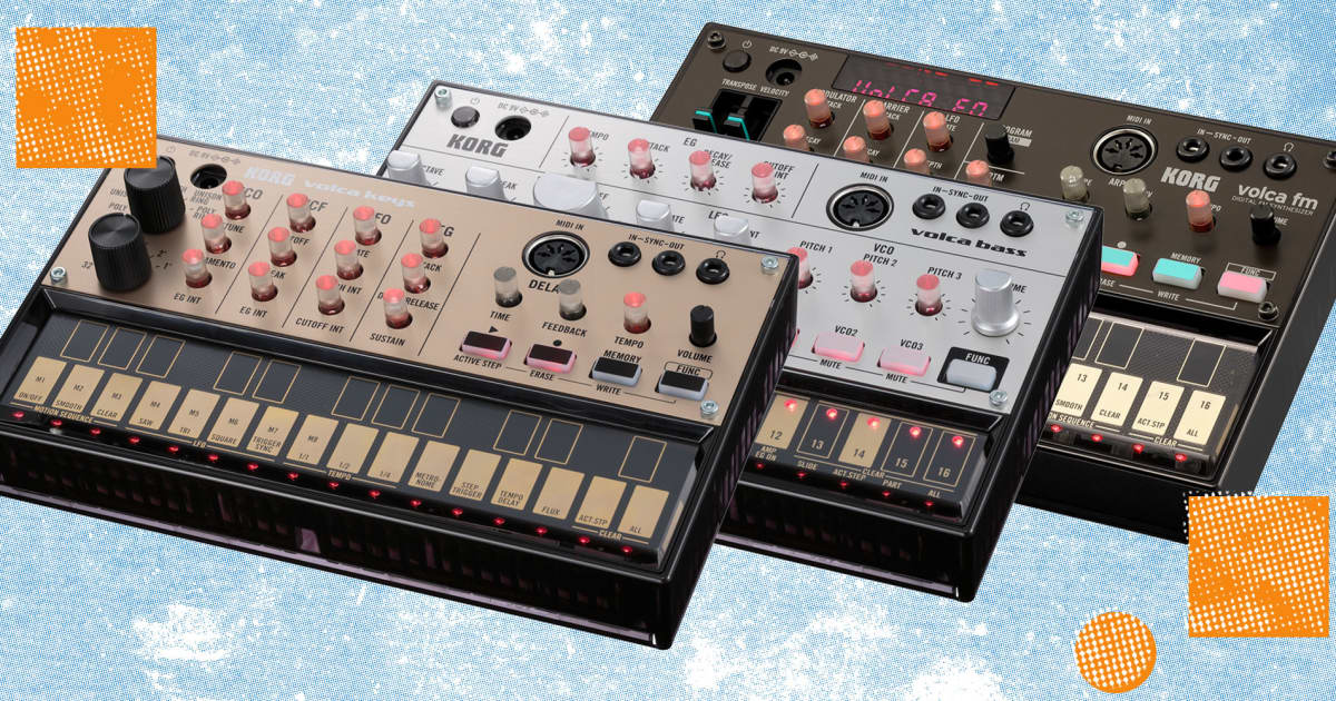 Maximizing Your Korg Volcas for Recording and | Reverb News