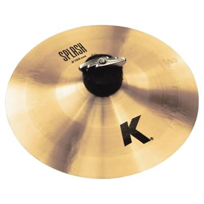 "Zildjian 8"" K Series Splash Cymbal"