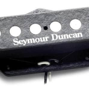 Seymour Duncan STL-3 Quarter Pound Telecaster Lead/Bridge Pickup, Black