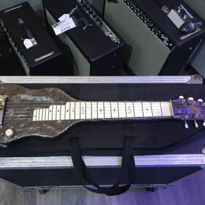 (6189) Dickerson Lap Steel Guitar W/ Bag for sale