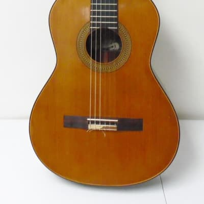 R.J. DiCarlo Master Craft Custom SpanishClassical Guitar w/ Case for sale