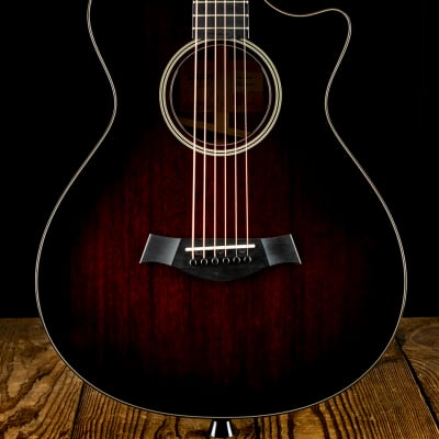 Taylor 522ce 12-Fret - Shaded Edge Burst - Free Shipping