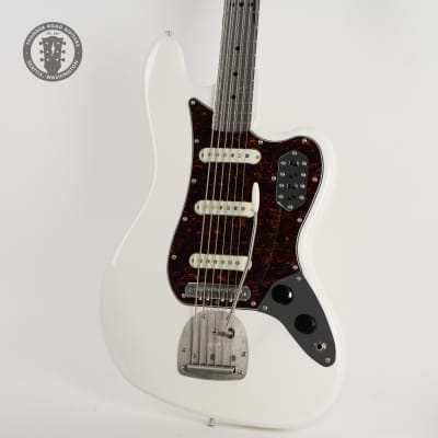 Electrical Guitar Company Bass VI Olympic White for sale