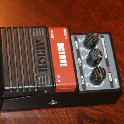 1980's Arion MOC-1  Octave Pedal for sale