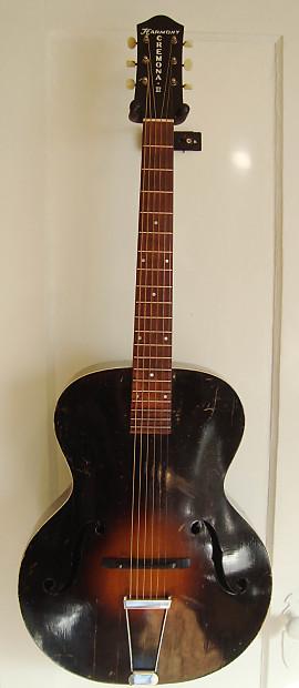 Harmony Cremona 2 Archtop Guitar